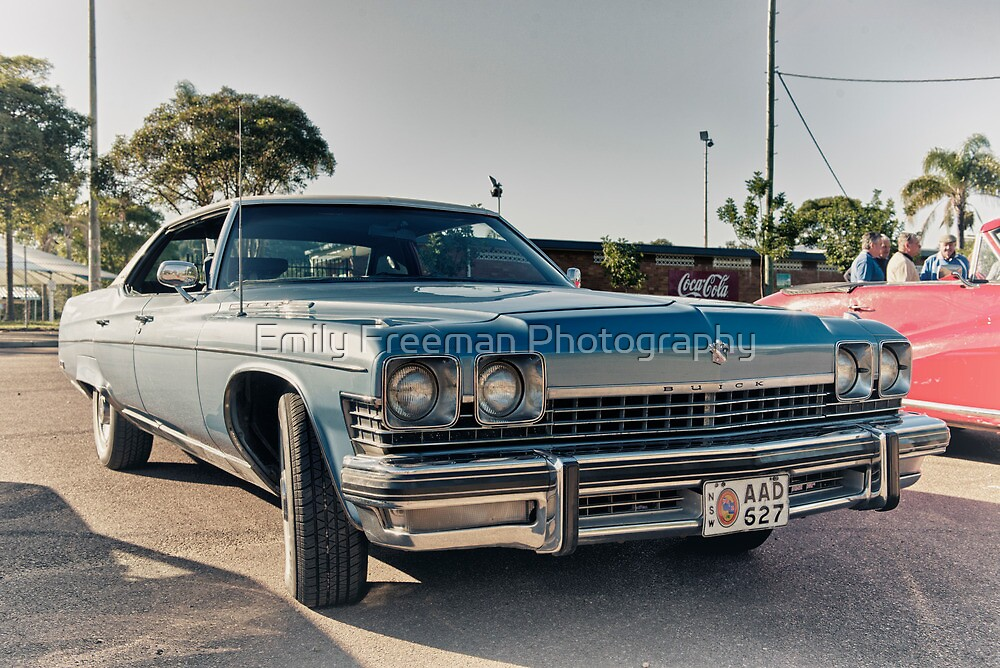 Buick Riviera (1974) by Emily Freeman Photography