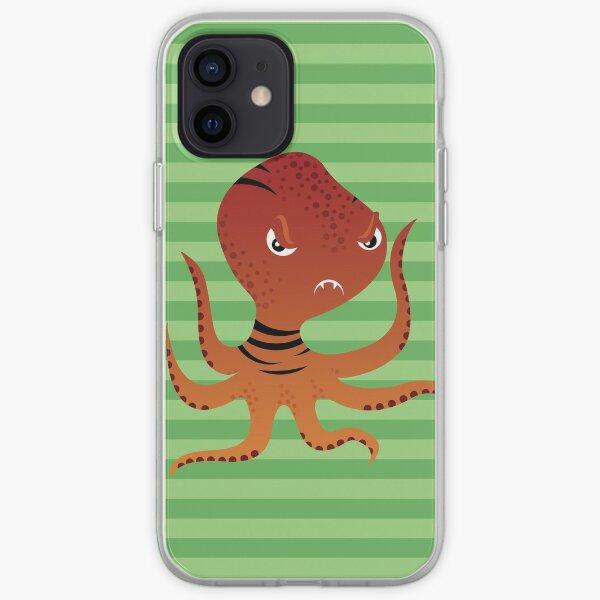 Tiger Squid iPhone Soft Case