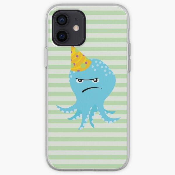 Squid of Partypooping iPhone Soft Case