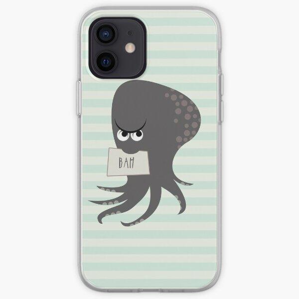 Squid of Contempt iPhone Soft Case
