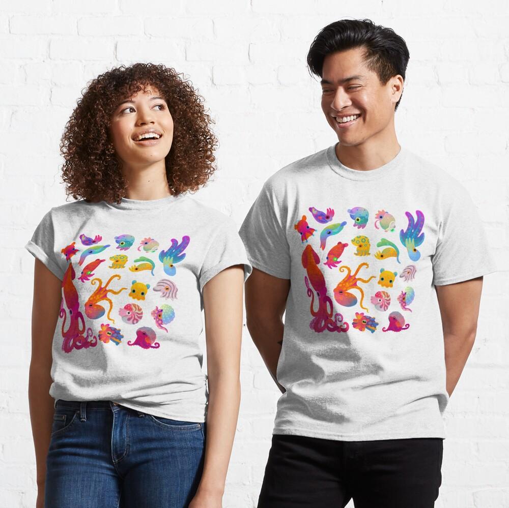 Cephalopod - pastel Classic T-Shirt