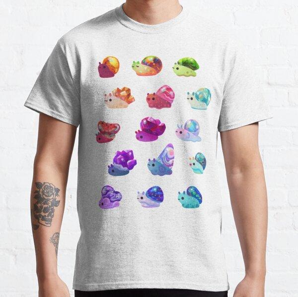 Jewel Snail Classic T-Shirt