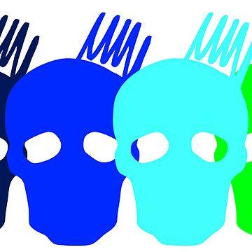 Olympus Multiple Cranium Design by davidmorrison92