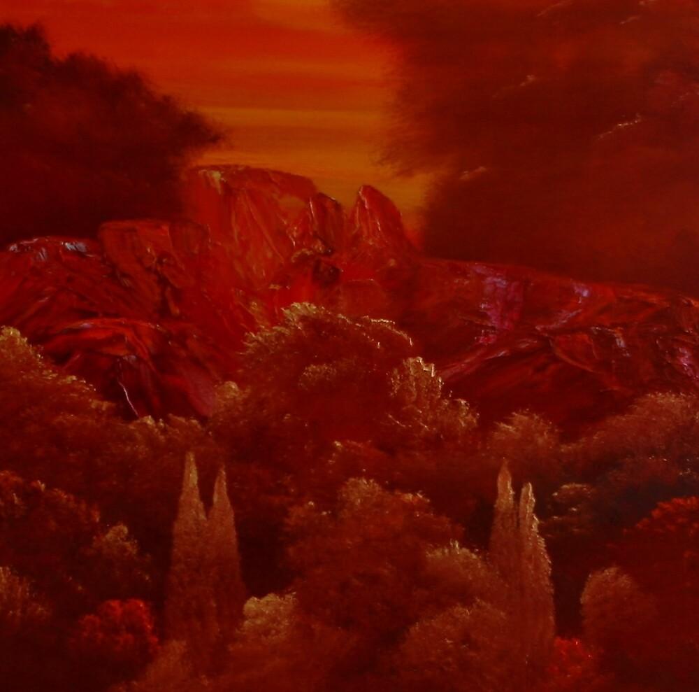 Lebanese Red by David Snider