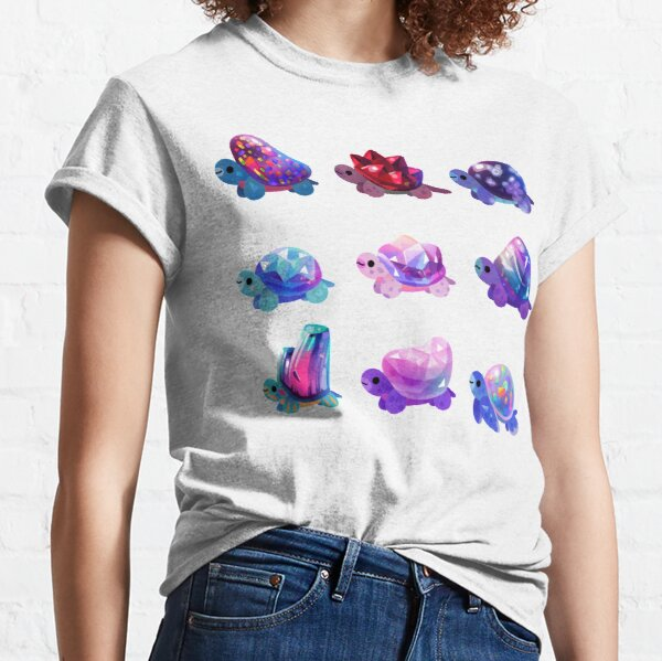 Jewel turtle Classic T-Shirt