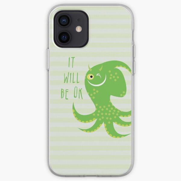 Squid of Reassurance iPhone Soft Case