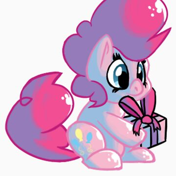 Pinkie Pie by MintyTornado