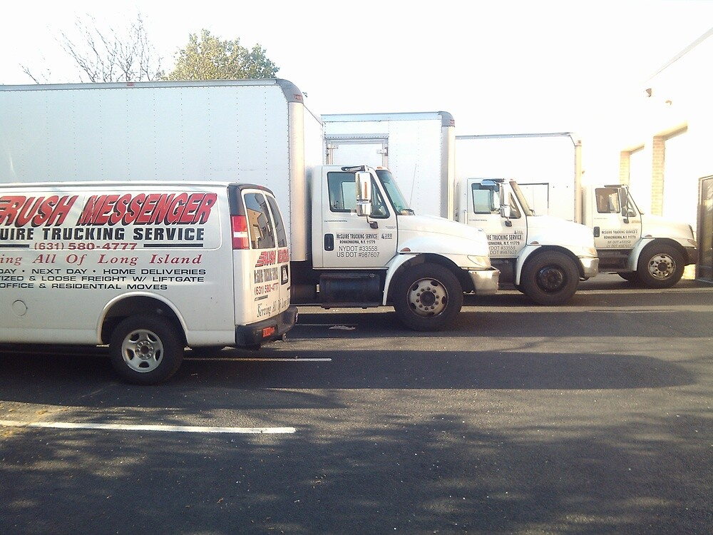 McGuire Trucking Service - Long Island Trucking by brian745