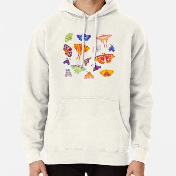 Moth Pullover Hoodie