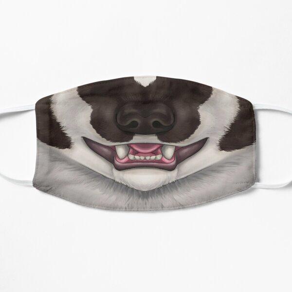 American Badger Face Mask