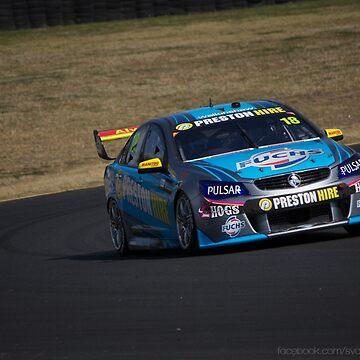 V8 Supercars - Sydney 400 2015 - Lee Holdsworth - Holden by StuartVaughan