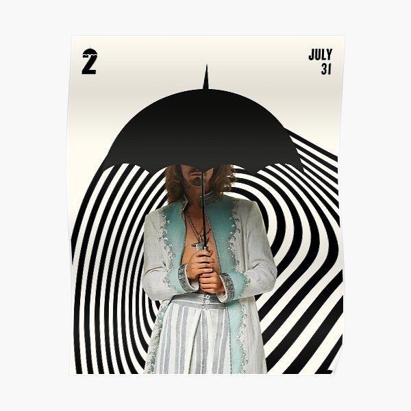 Klaus - La Academia Umbrella 2 Póster