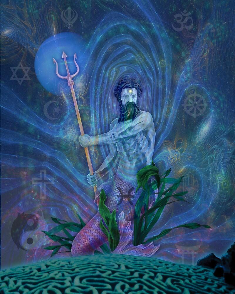 Neptune by Doctorda