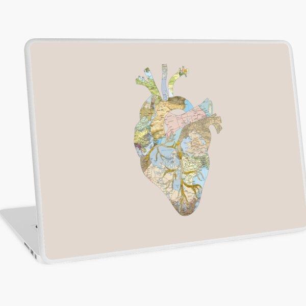 A Traveler's Heart (N.T.) Laptop Skin