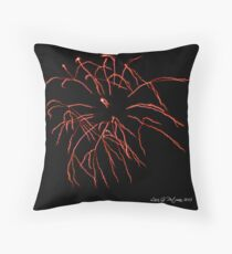 Pops on the River 23 Throw Pillow