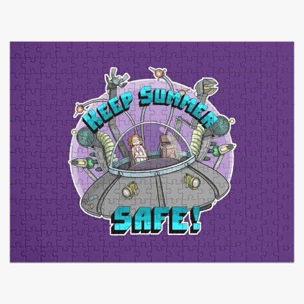 Keep Summer Safe Jigsaw Puzzle