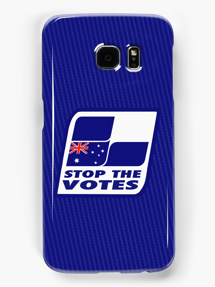 Stop The Votes by Ron Marton