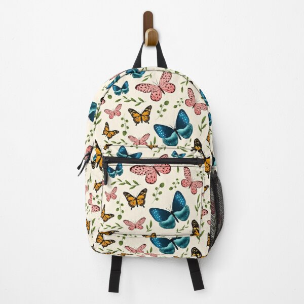 Whimsical Butterflies Backpack