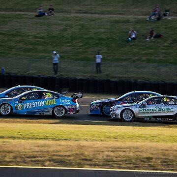 V8 Supercars - Sydney 400 2015 - Holdsworth/Davison - Holden/Mercedes by StuartVaughan