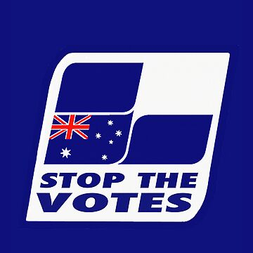 Stop The Votes by RonMarton