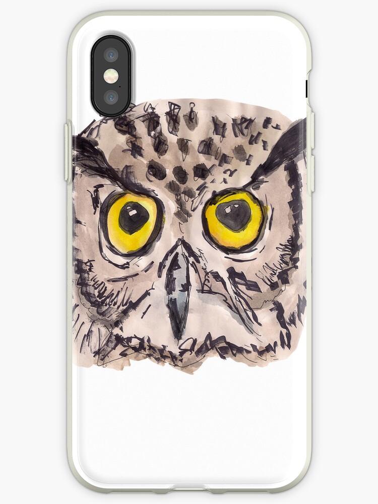 Owl  by etchesketch