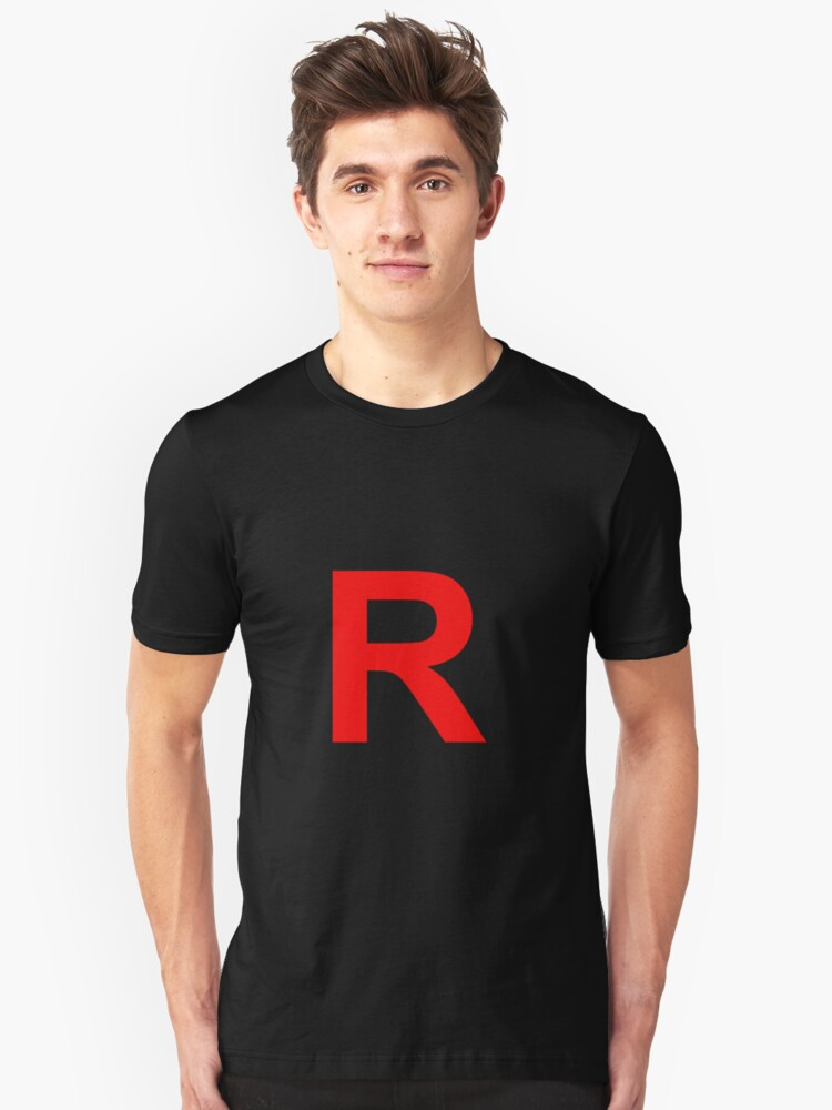 Team Rocket Unisex T-Shirt Front