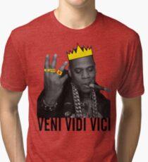 King Jay Tri-blend T-Shirt