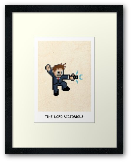 Time Lord Victorious by StewNor