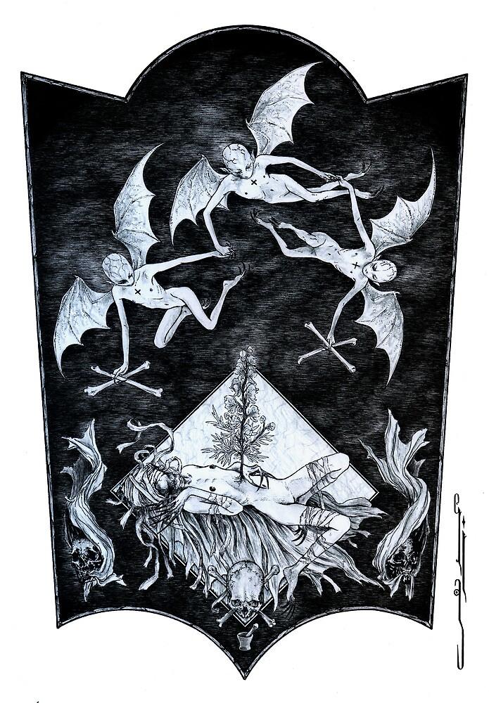 Aconite by EliasAquino