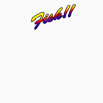 Bass Fishing - Fish!! by Jimaroid