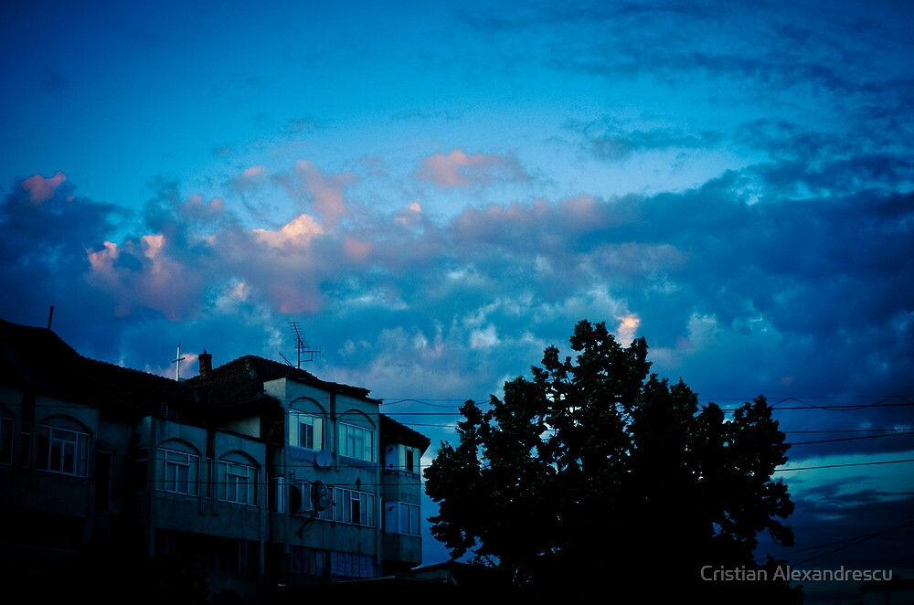 Sky by Cristian Alexandrescu