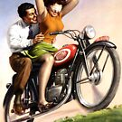 Motorcycle Thrill Ride by sashakeen