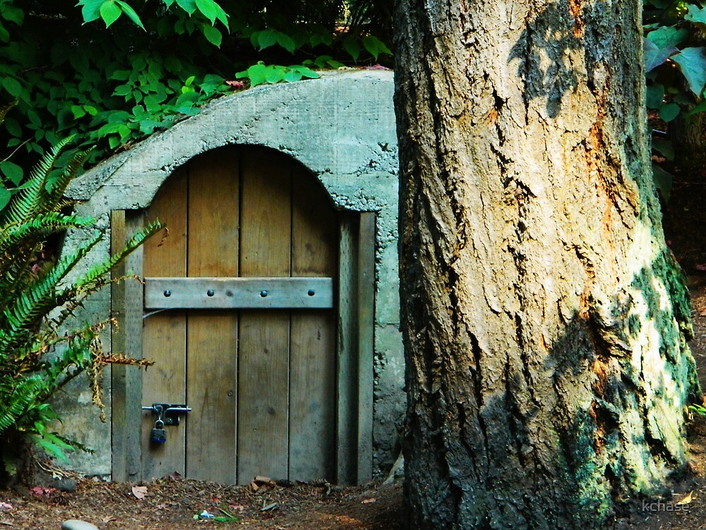 Gnome Door by kchase