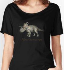 Albertaceratops T_Shirt Women's Relaxed Fit T-Shirt