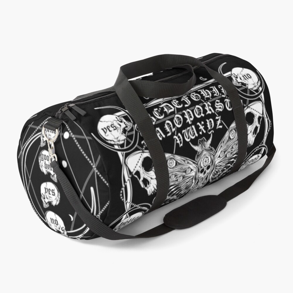 Death Moth Spirit Board Duffle Bag