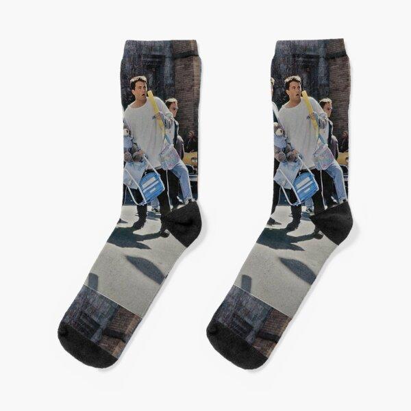 Chandler And Joey Socks