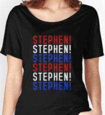 STEPHEN! STEPHEN! STEPHEN! Women's Relaxed Fit T-Shirt