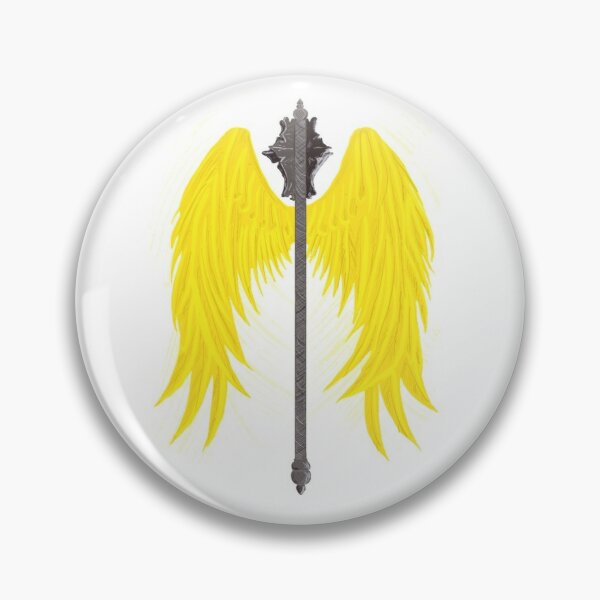 Blessed Weapon Pin