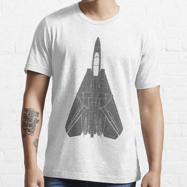 Grumman F-14 Tomcat Essential T-Shirt