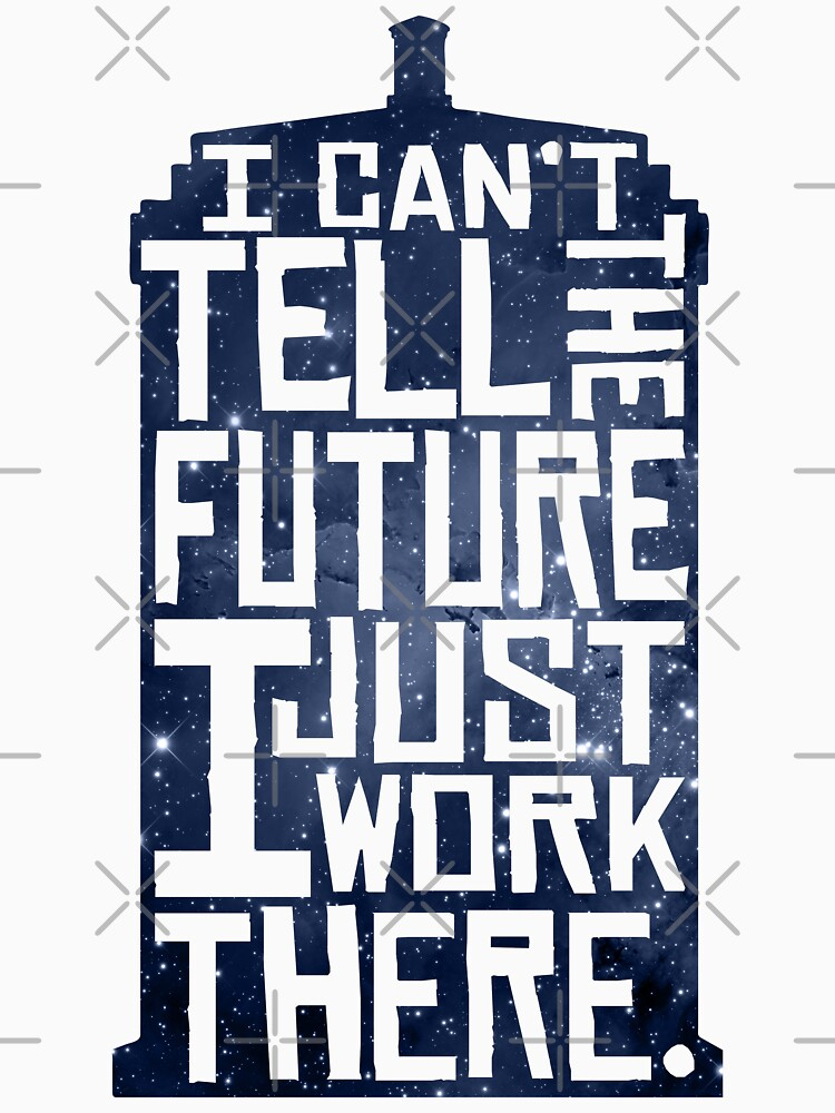 I Can't Tell The Future by digital-phx