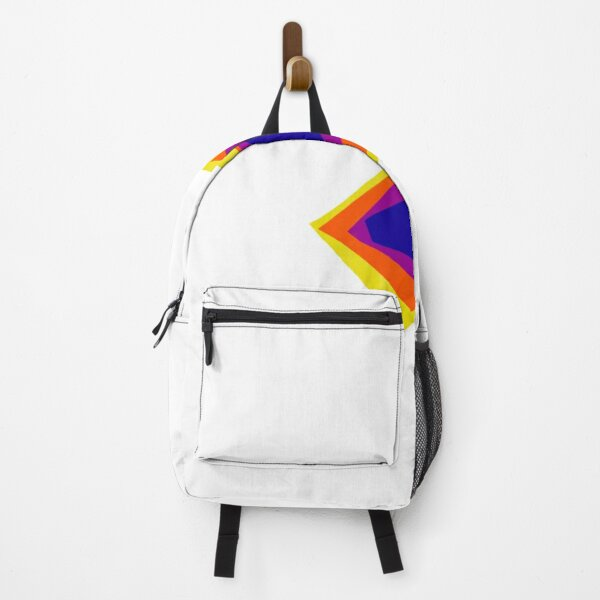 Geometric Shape Backpack