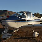 The Tecnam at Emma Gorge by styles