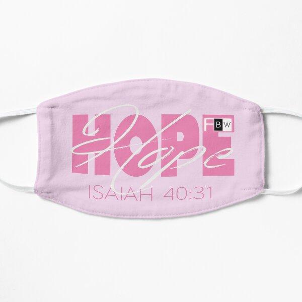 Hope Isaish 40:31 Mask