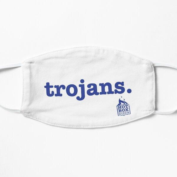 Trojans Shirt Small Mask