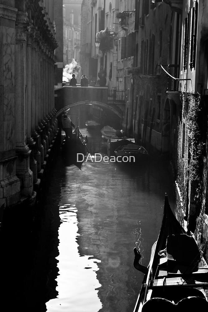 Venice in Winter by DADeacon