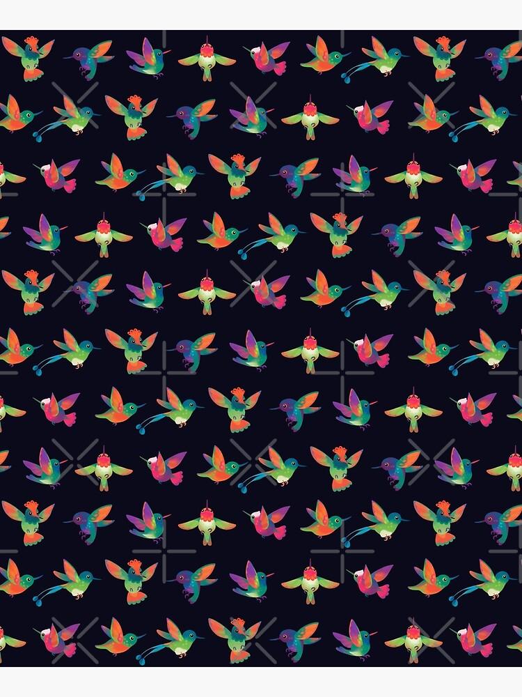 Hummingbird  by pikaole
