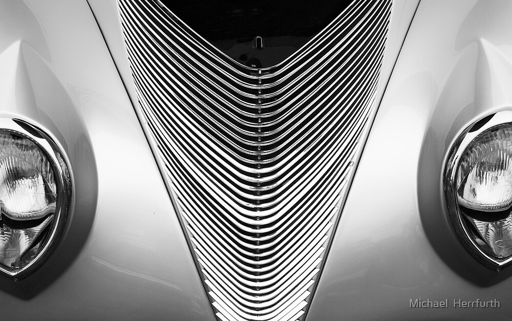 Grille by Michael  Herrfurth