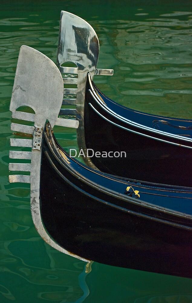 Venice - Gondola by DADeacon