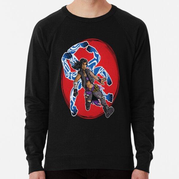 Amara The Siren Borderlands 3 The Tiger of Partali Lightweight Sweatshirt