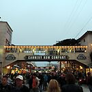 Cannery Row Monterey, CA Red Bull Grand Prix  by Sandra Gray